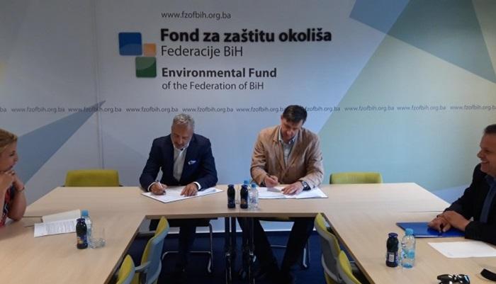 Potpisan ugovor o podršci projektu 'Regionalni vodovod Plava voda'