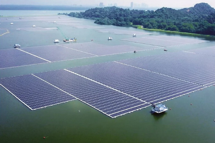 U Singapuru otvorena plutajuća solarna farma sa 122.000 panela