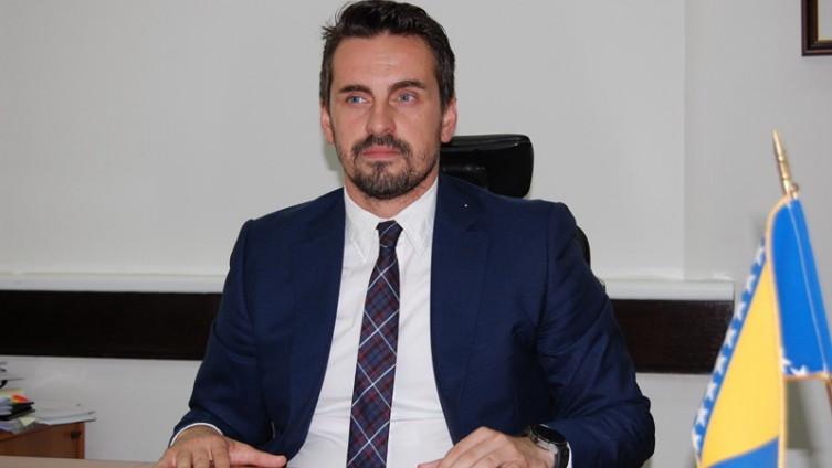 Čime je 'ugrožen' direktor BH-Gasa Salkić