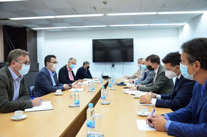 Džindić sa predstavnicima USAID-a o energetskom sektoru