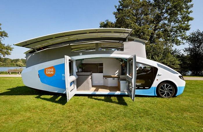 Solarni dom na točkovima kreće na jednomjesečno putovanje