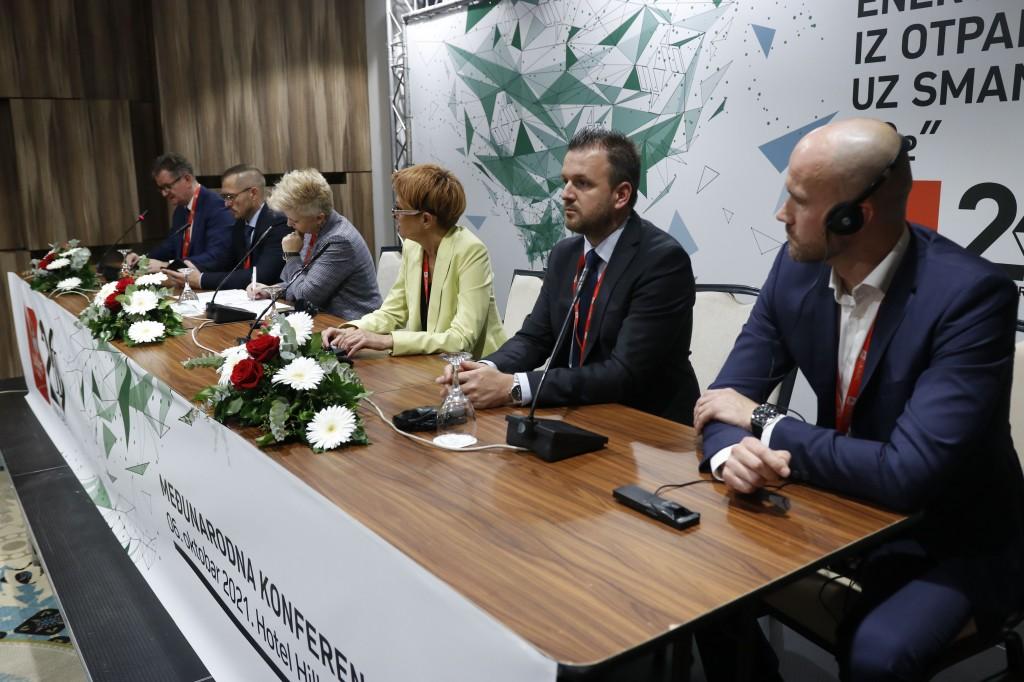 Održana konferencija 'Zelena energija iz otpada uz smanjenje CO2'